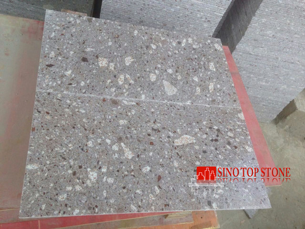 Hubei Santa Cecilia Granite, China Dcean Blue Granite