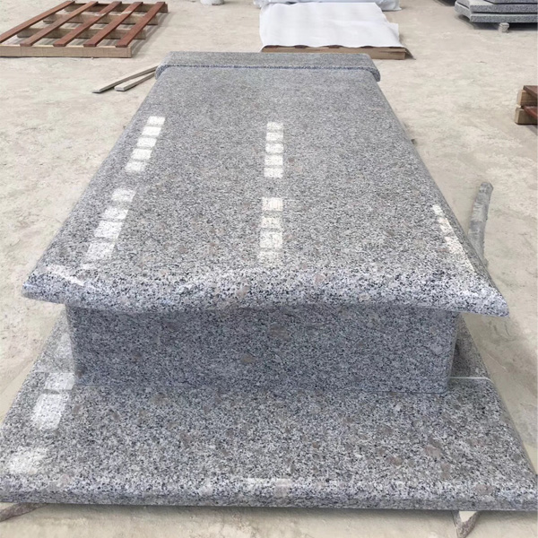 G383 cheap grey granite tombstone
