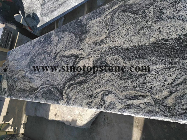 Juparana Grey China Granite slab