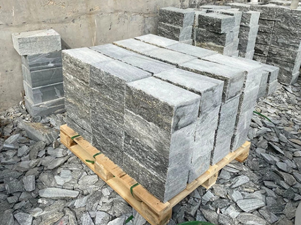 G302 Negro Santiago Grey Wall Stone Granite