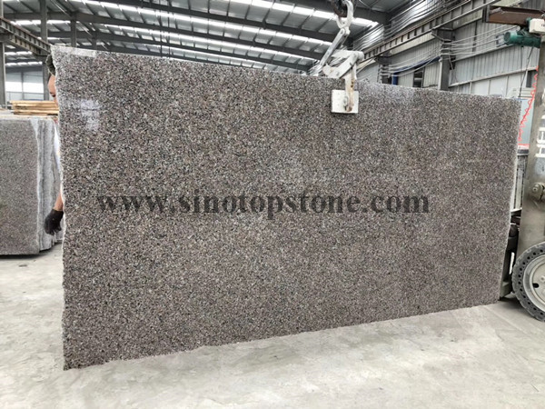 G361 granite cheap red big slab