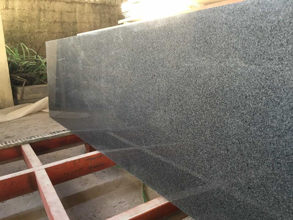 G654 polished granite slab