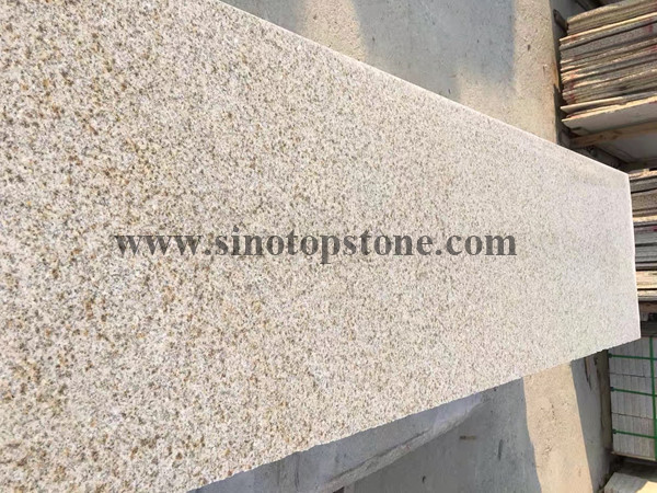 Polished G682 Granite slab