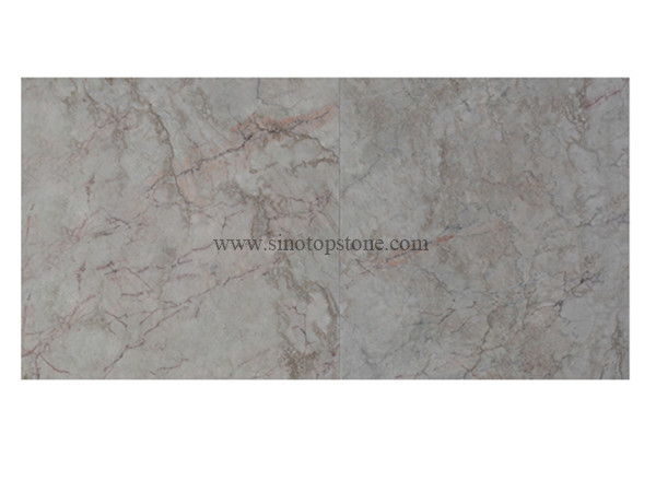 Temple Grey Marble Green Cream Marble tile (3)