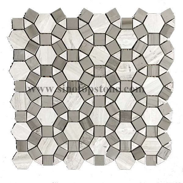 white wooden and grey wooden marble moonstone tile